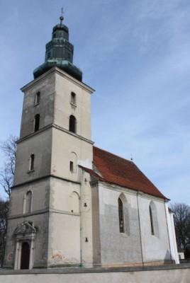 Kościół w Runowie Krajeńskim