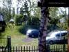 Ośrodek Wczasowy PRZY LESIE w Więcborku - widok na parking